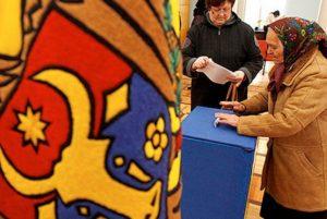 steag Republica Moldova, alegeri