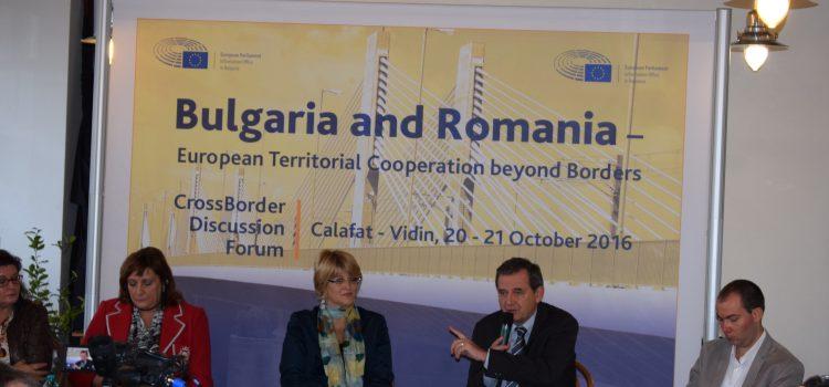Bulgaria și România în Contextul Cooperării Teritoriale Europene