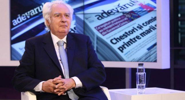 Lucian Boia susţine afirmaţiile ambasadorului american la Chişinău – Care ar fi interesarele obscure din spatele declaraţiilor