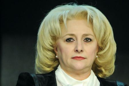 Doamna Viorica – Prim-Ministru de România