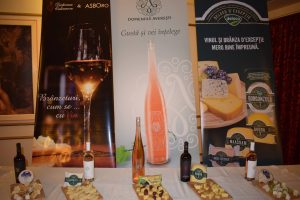 degustare de vinuri Averesti și brânzeturi Delaco