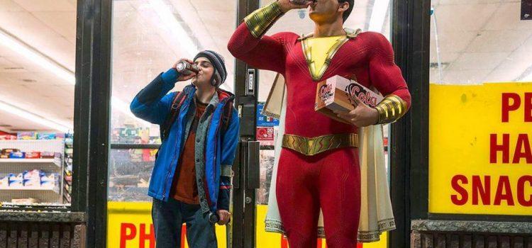 Shazam – super-eroi