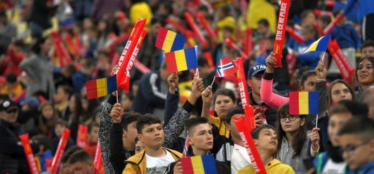 România – Norvegia meciul suporterilor adevărați