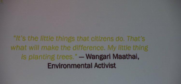 Azi pentru Mâineîn Comunitate – informare privind managementul deșeurilor