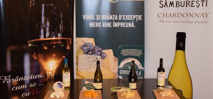 Brânzeturi cum se CuVin – Sâmburești și Delaco
